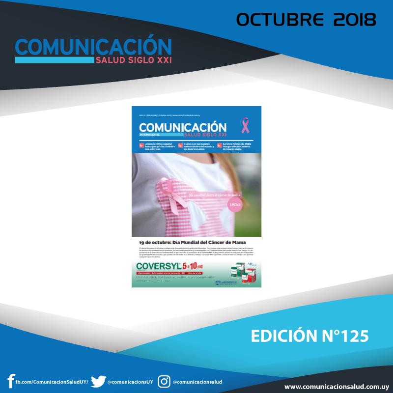 Comunicación Salud Siglo XXI #125
