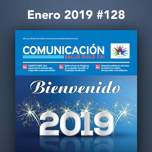 Comunicación Salud Siglo XXI #128