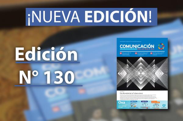 Comunicación Salud Siglo XXI #130