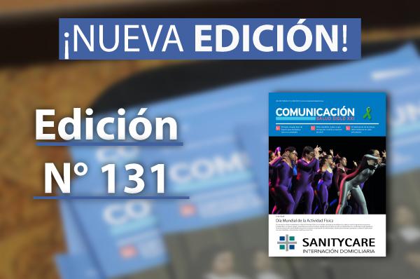 Comunicación Salud Siglo XXI #131