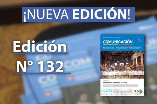 Comunicación Salud Siglo XXI #132